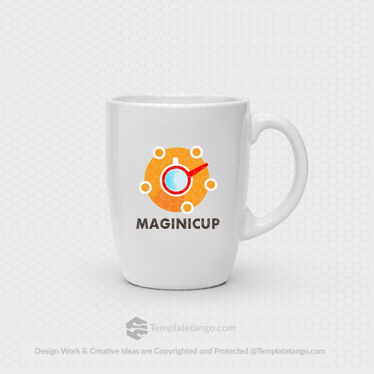 zoom-glass-cup-logo-design