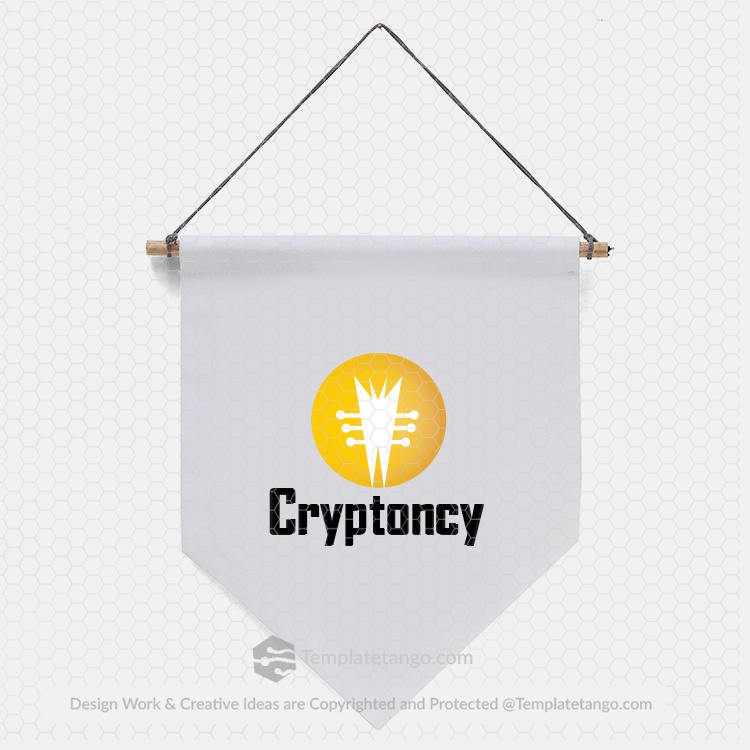money-business-golden-logo-design