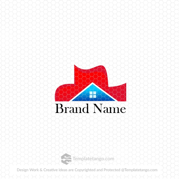 house-hut-real-estate-business-logo