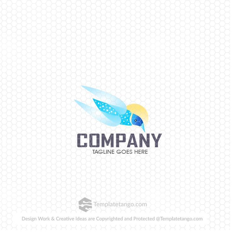 modern-creative-flying-bird-logo