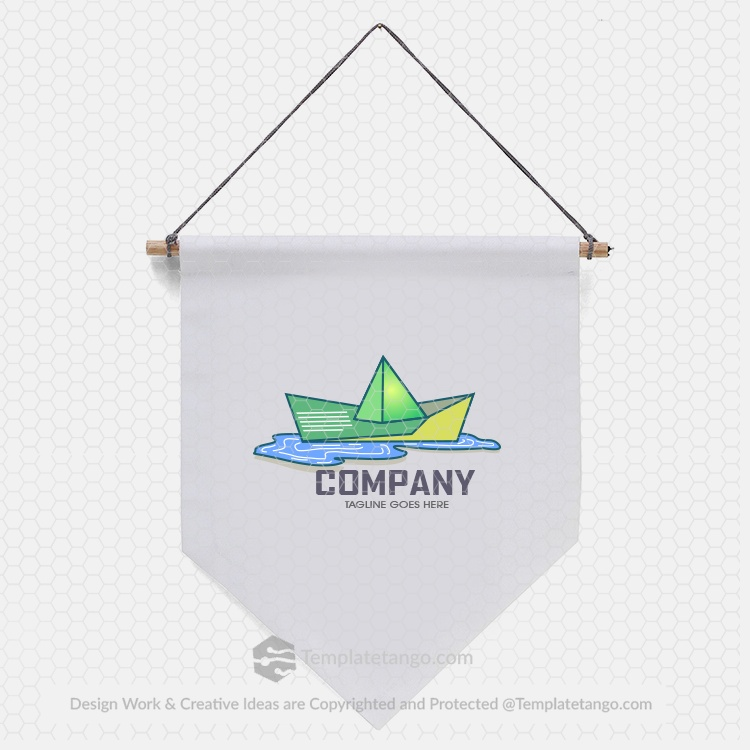 business-logo-design-sale-paper-boat