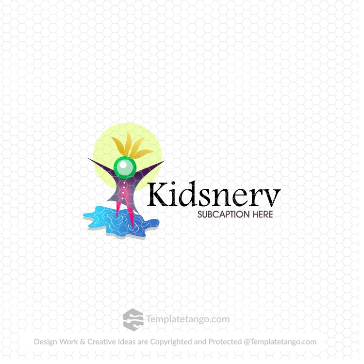 kids-school-modern-logo-sale
